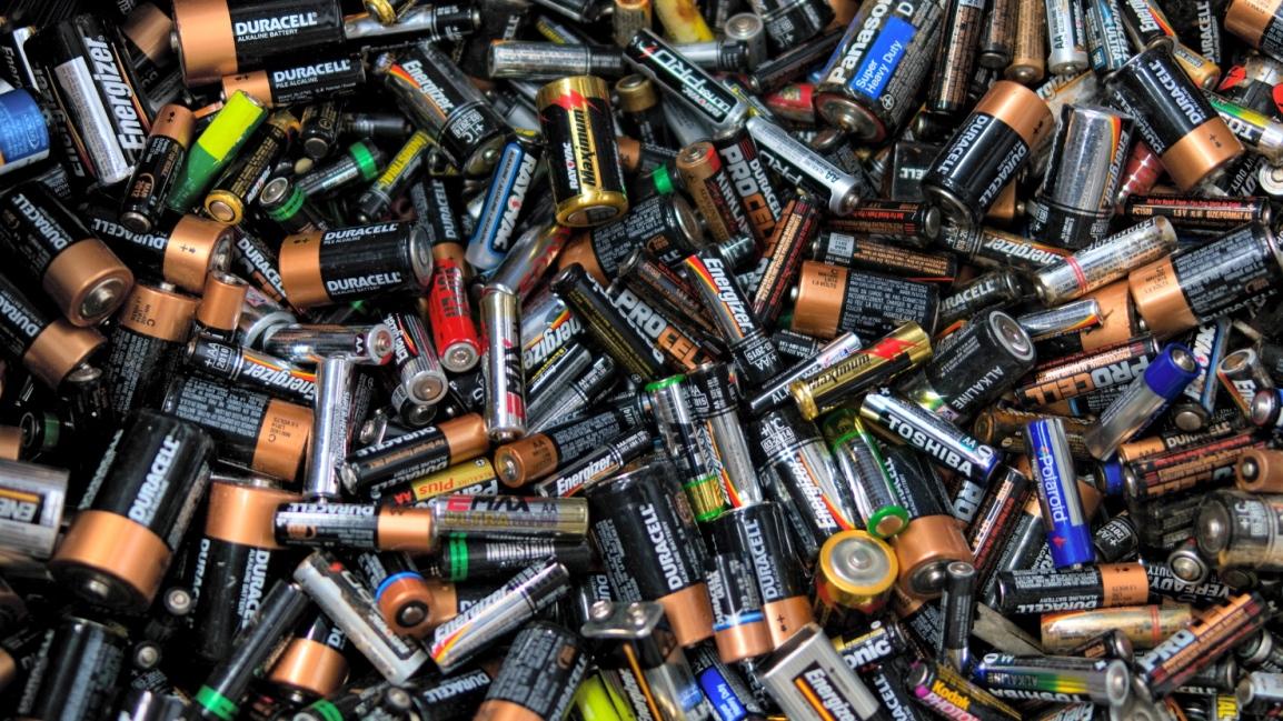 Sécurité des piles lithiumusagées